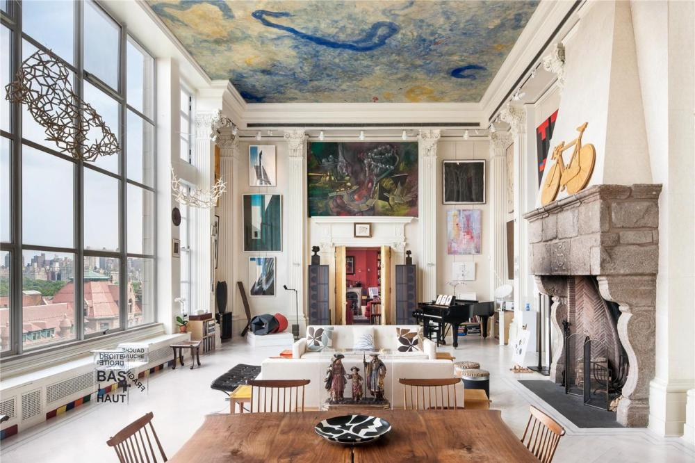 12 Amazing New York Loft Apartments That Will Give You A Serious Case Of Home Envy!
