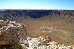 Meteor Crater, Arizona, USA, Travel Blog Hand Luggage Only-0000