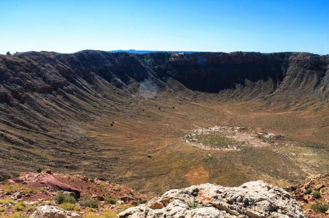 Meteor Crater, Arizona, USA, Travel Blog Hand Luggage Only-0007