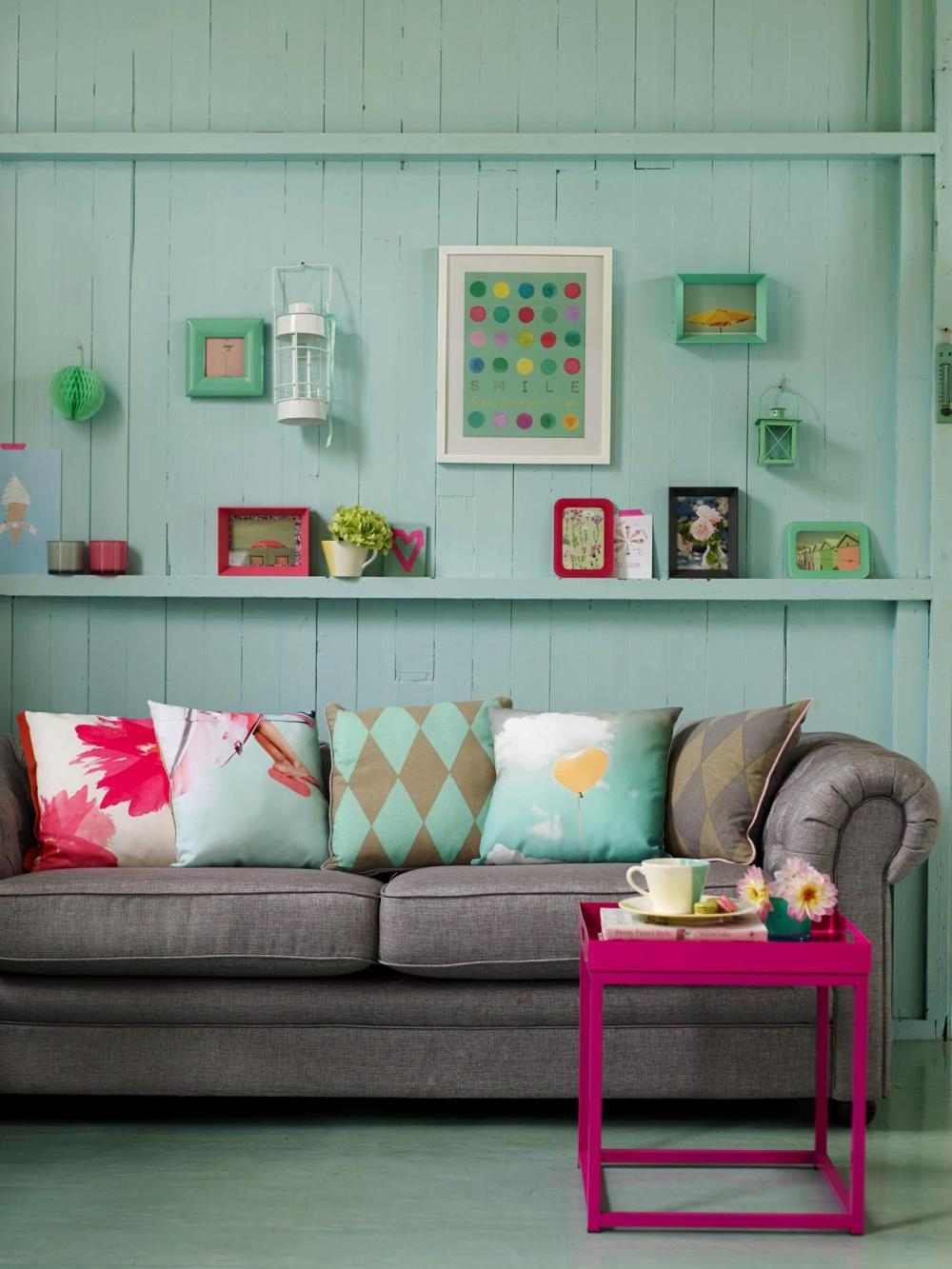 7 Inspiring Pastel Rooms You