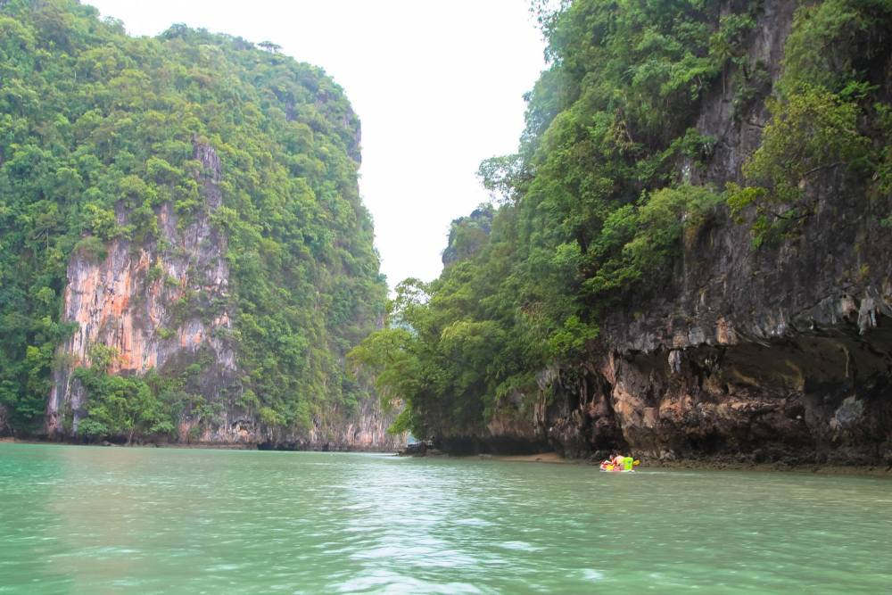 Things To Do When Sailing From Island To Island in Phang Nga Bay, Phuket, Thailand - PART 1 (37)