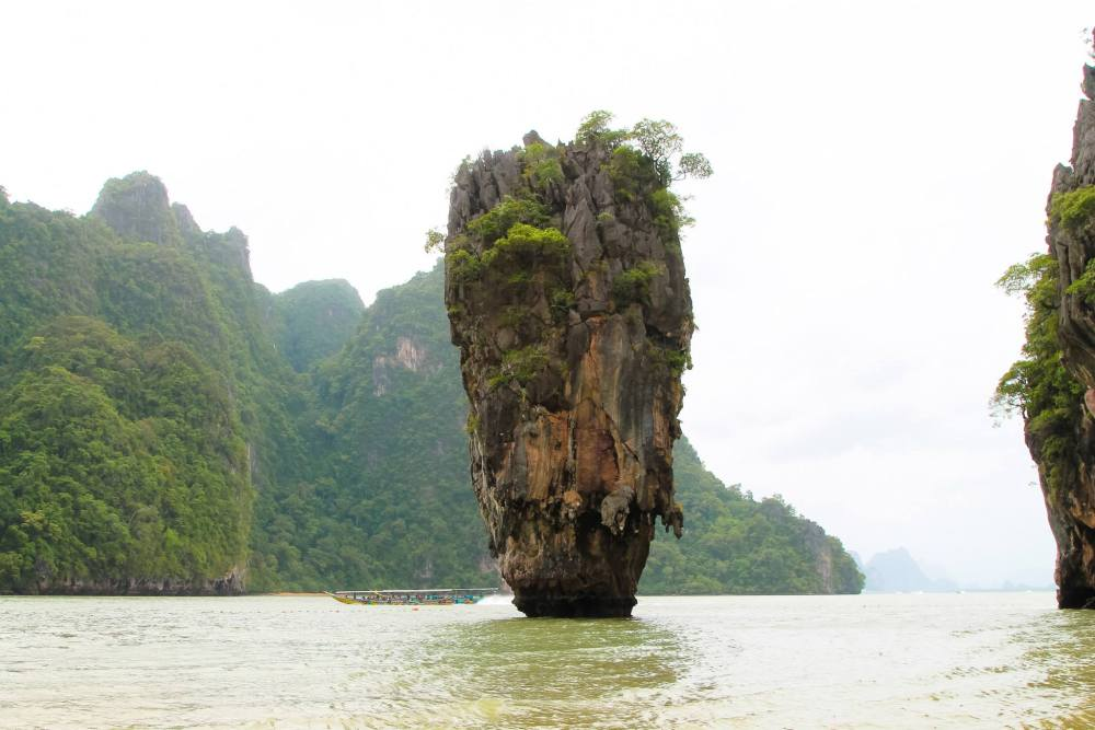 Things To Do When Sailing From Island To Island in Phang Nga Bay, Phuket, Thailand: The 2nd Part (15)