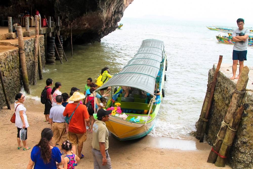 Things To Do When Sailing From Island To Island in Phang Nga Bay, Phuket, Thailand: The 2nd Part (26)