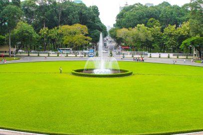Photo Diary: Visiting Independence Palace in Saigon, Vietnam (8)