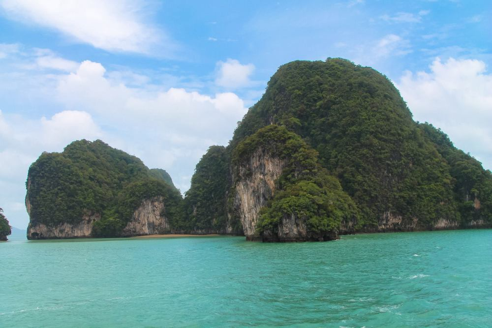 Things To Do When Sailing From Island To Island in Phang Nga Bay, Phuket, Thailand: The 2nd Part (7)
