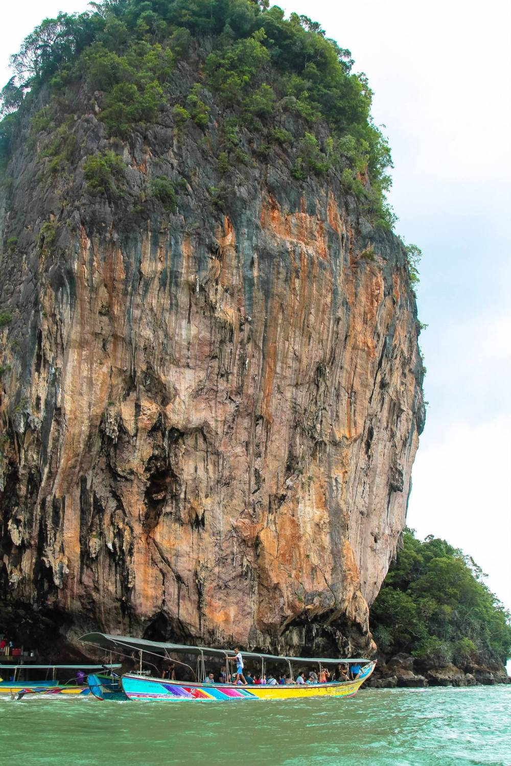 Things To Do When Sailing From Island To Island in Phang Nga Bay, Phuket, Thailand: The 2nd Part (28)