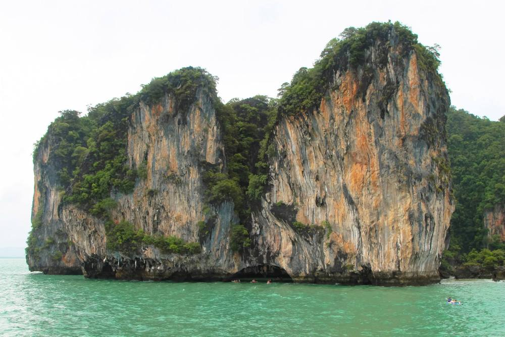Things To Do When Sailing From Island To Island in Phang Nga Bay, Phuket, Thailand: The 2nd Part (1)