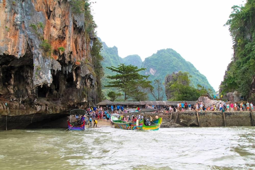 Things To Do When Sailing From Island To Island in Phang Nga Bay, Phuket, Thailand: The 2nd Part (12)