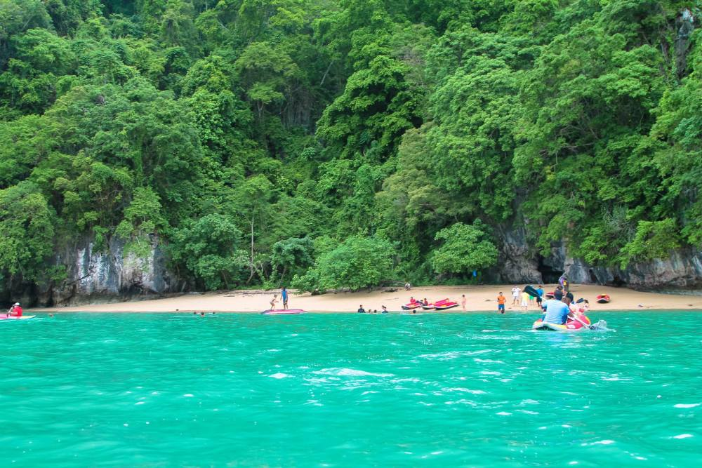 Things To Do When Sailing From Island To Island in Phang Nga Bay, Phuket, Thailand: The 2nd Part (40)