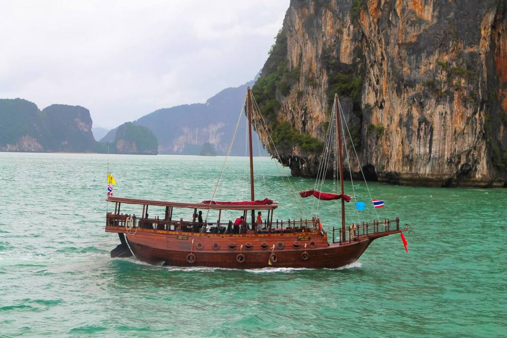 Things To Do When Sailing From Island To Island in Phang Nga Bay, Phuket, Thailand: The 2nd Part (36)