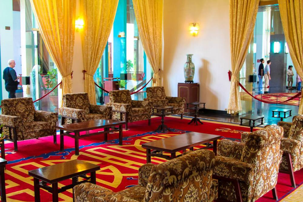 Photo Diary: Visiting Independence Palace in Saigon, Vietnam (7)