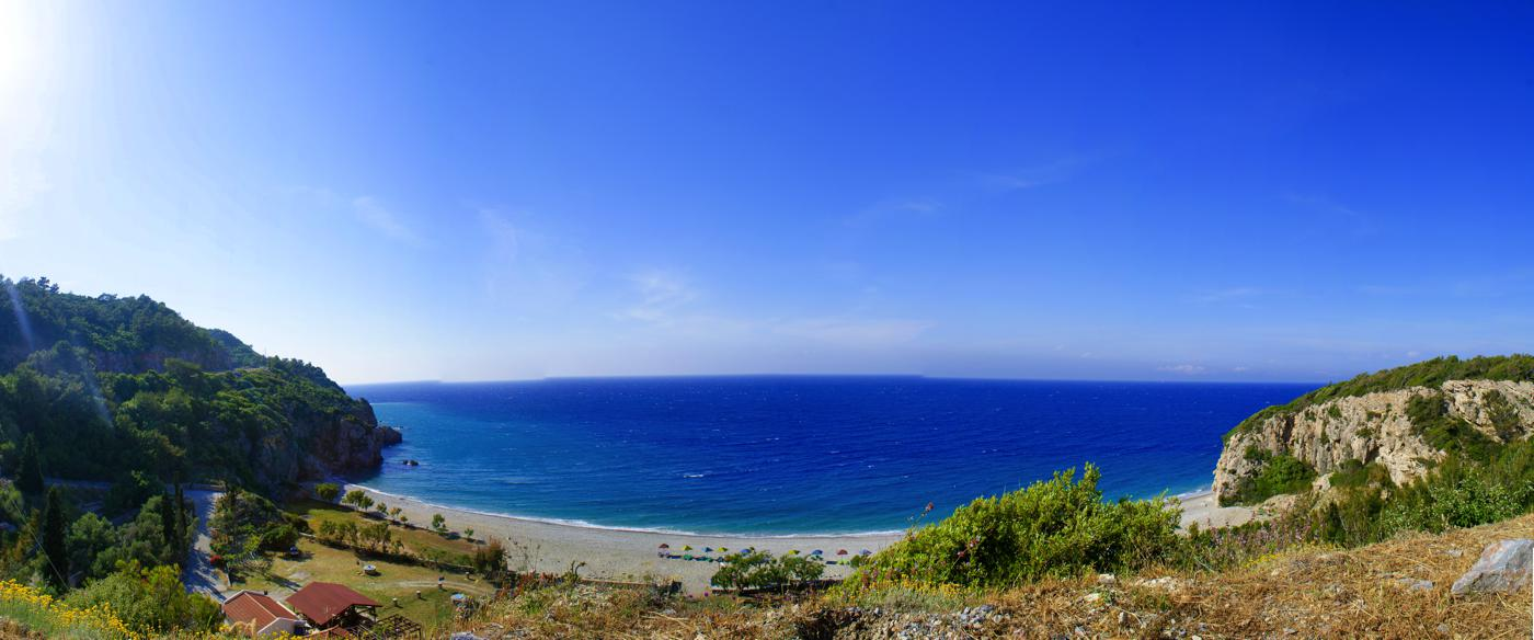 Panoramic Photos of Samos, Greece (1)