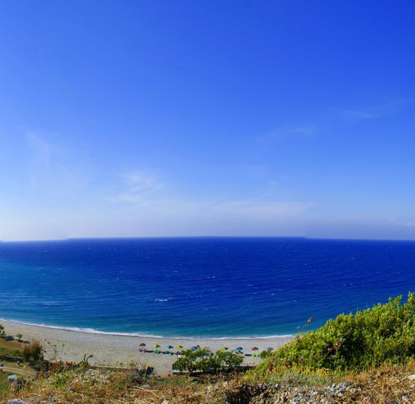 Panoramic Photos of Samos, Greece (1)