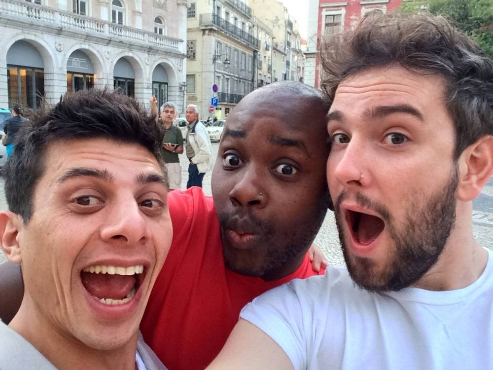 Yaya and Lloyd Travel Photos, Morocco, Lisbon, Dubai, UAE, Paris (2)