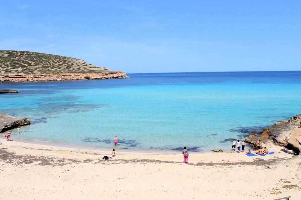 Sunny Beaches, Blue Seas, Glowing Spanish Sunsets And Delicious Food.... The Ibiza Diaries! (3)