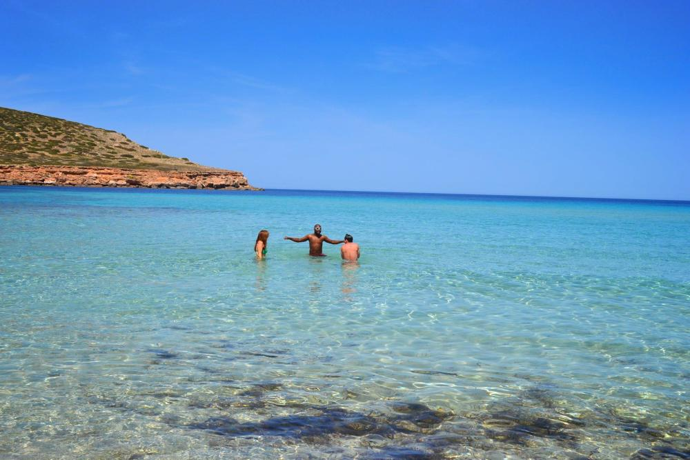 Sunny Beaches, Blue Seas, Glowing Spanish Sunsets And Delicious Food.... The Ibiza Diaries! (8)