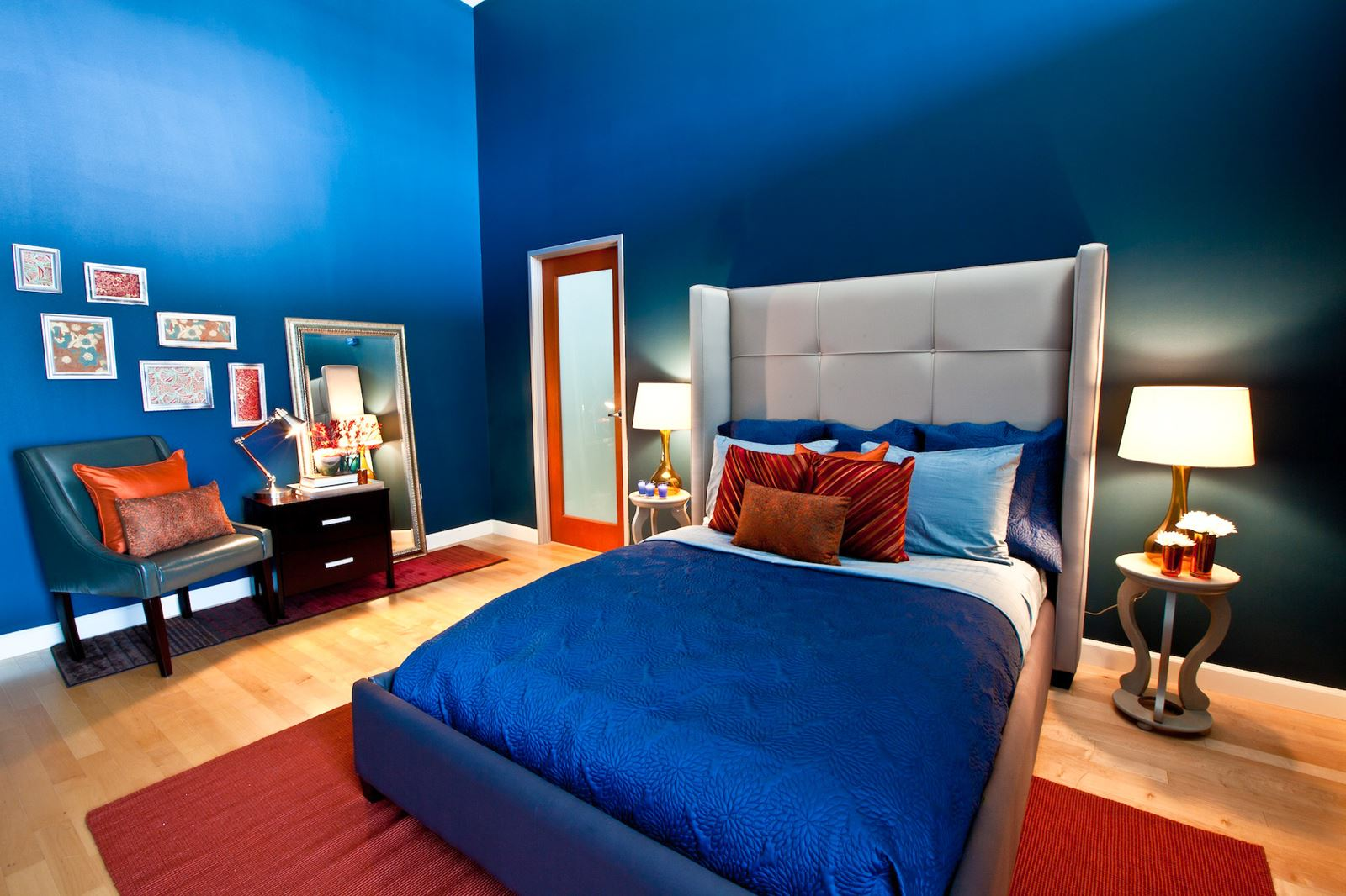 12 Blue Homes That Will Give You (And Me) A Major Case Of Home Envy! (7)