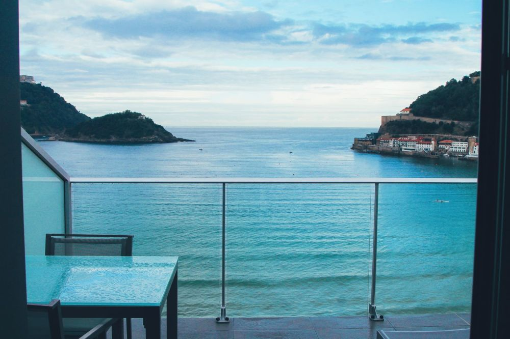 The Most Beautiful City in Spain. San Sebastian, Gipuzkoa, Spain, Hotel Londres (37)