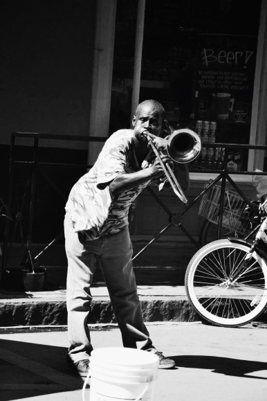 Black and White Photos of People & Places in New Orleans, Louisiana, United States Of America, USA (14)