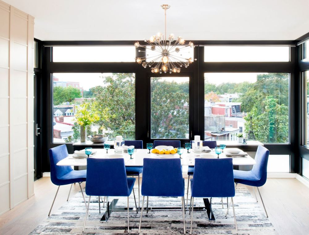 12 Blue Homes That Will Give You (And Me) A Major Case Of Home Envy! (2)