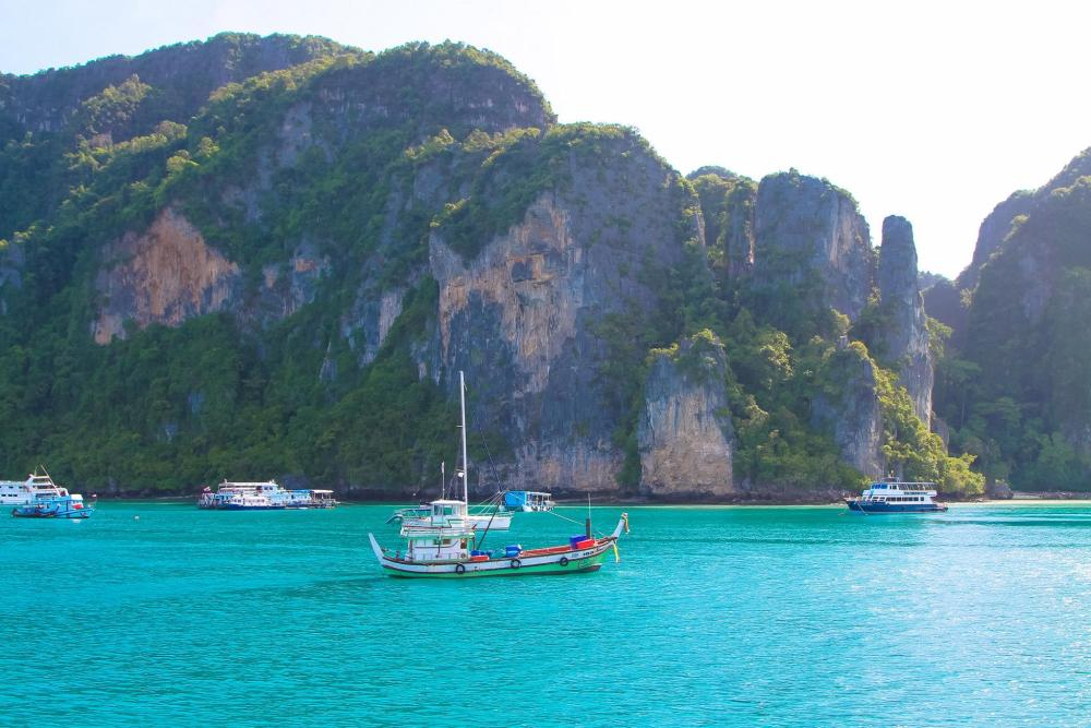 Phi Phi Islands, Thailand. A Photo Diary... (3)