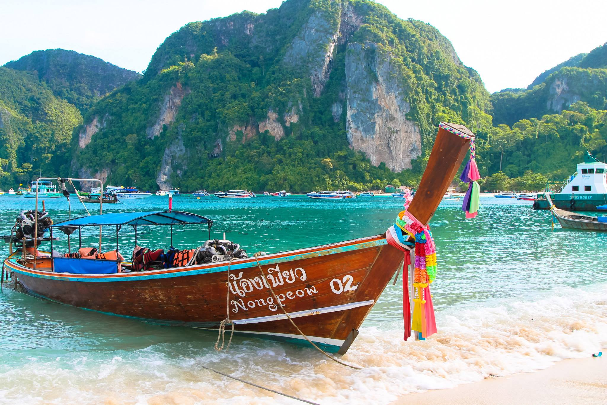 Phi Phi Islands, Thailand. A Photo Diary... (5)