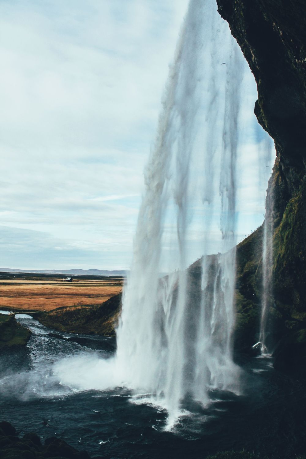 3 Amazing Waterfalls You Have To Visit In Southern Iceland + Plus A Tour Around Reykjavik (36)