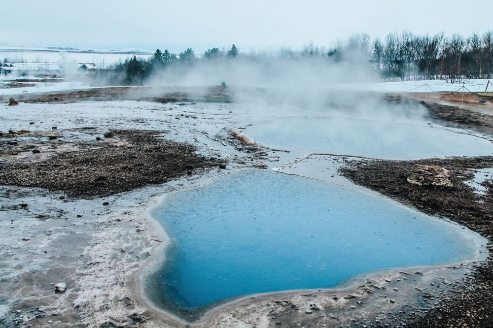 The 1st Day in The Land Of Fire and Ice - Iceland! Lava Baking, Geo-Thermal Pools & The Golden Circle (Part 2) (23)