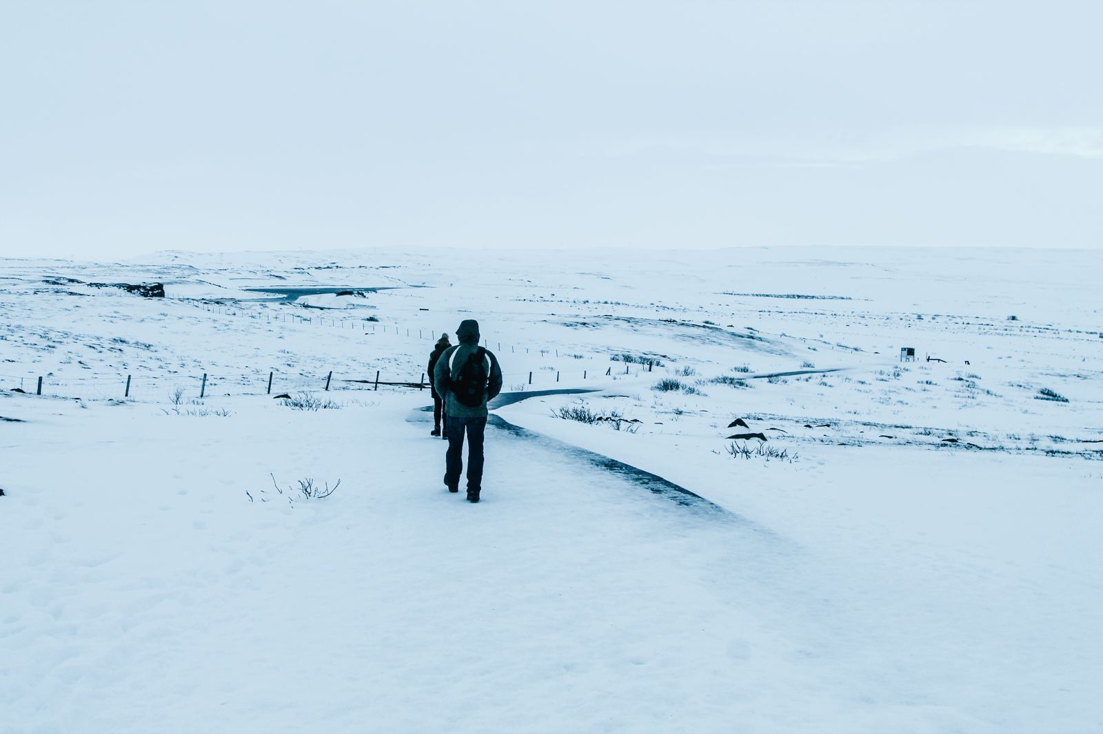 The 1st Day in The Land Of Fire and Ice - Iceland! Lava Baking, Geo-Thermal Pools And The Golden Circle (Part 2) (27)