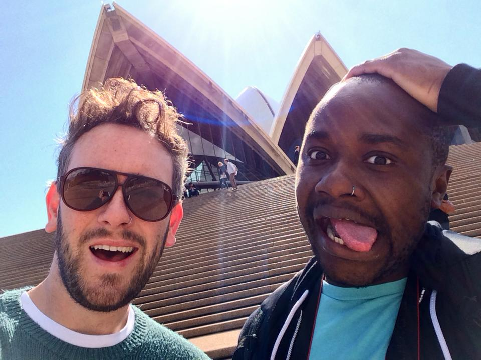 Yaya and Lloyd Selfies Hand Luggage Only Is 1 Year Old Today! Woohoo!!! Blogiversary Anniversary (6)