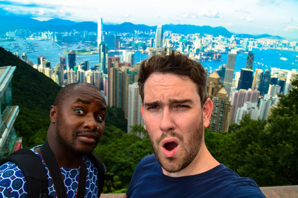 Yaya and Lloyd Selfies Hand Luggage Only Is 1 Year Old Today! Woohoo!!! Blogiversary Anniversary (18)