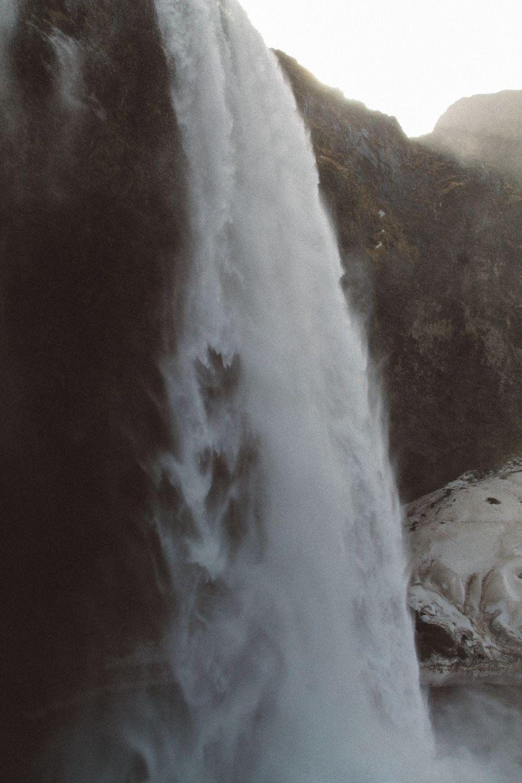 Seljalandsfoss and Skógafoss Waterfalls in Iceland plus Icelandic Lamb and rainbows (6)