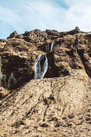 Seljalandsfoss and Skógafoss Waterfalls in Iceland plus Icelandic Lamb and rainbows (13)