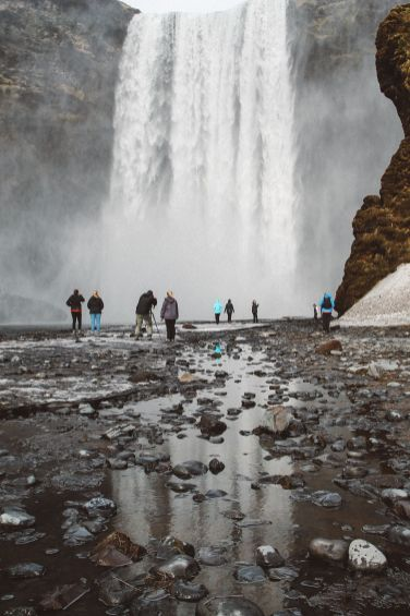 Seljalandsfoss and Skógafoss Waterfalls in Iceland plus Icelandic Lamb and rainbows (44)