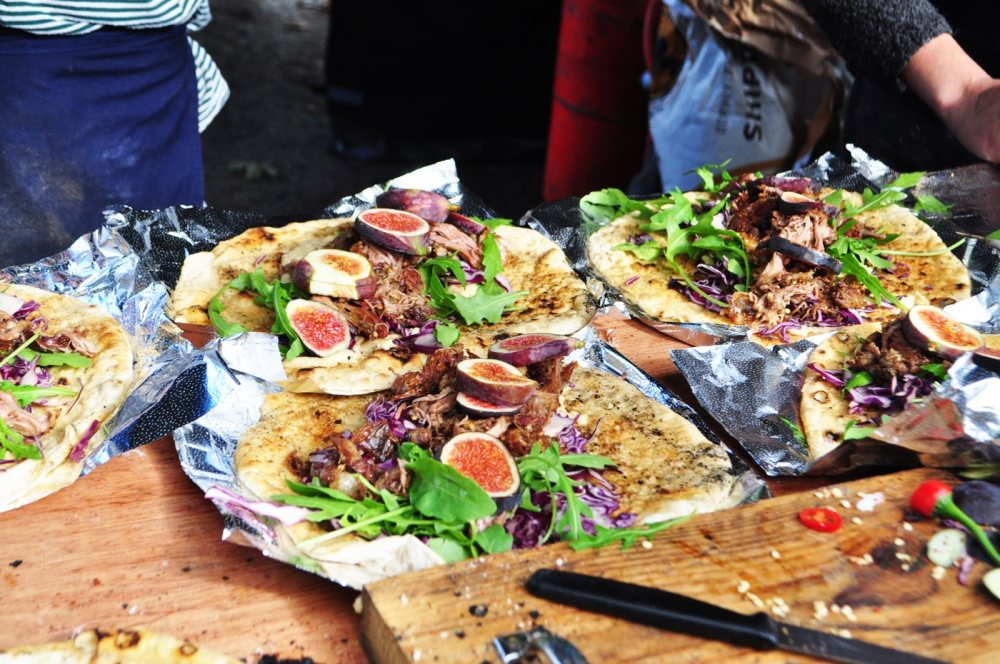 14 Amazing Street Food Markets You Have To Visit In London! (14)