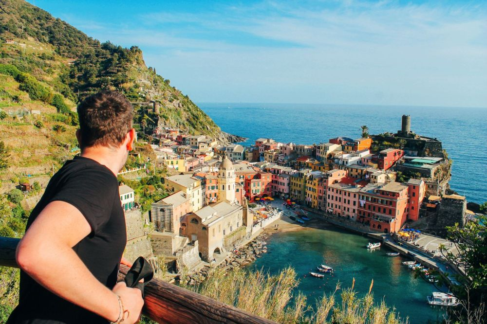 Vernazza in Cinque Terre, Italy - The Photo Diary! [4 of 5] (5)