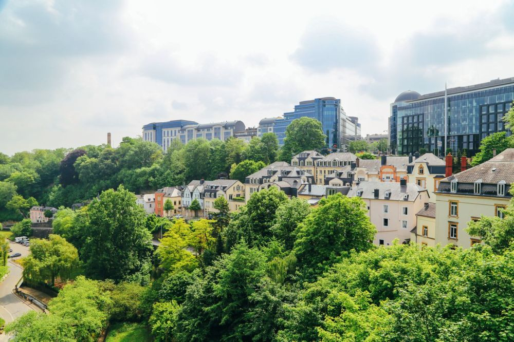 First Impressions of Luxembourg - The Only Grand Duchy In The World! (1)