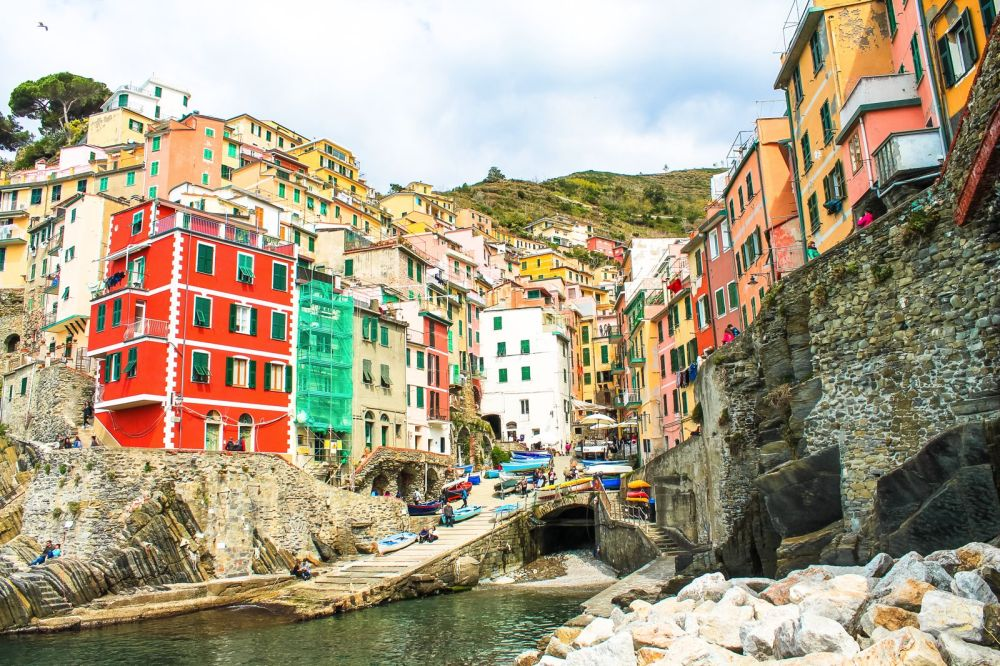 The Complete Guide To Visiting Cinque Terre in Italy! (20)
