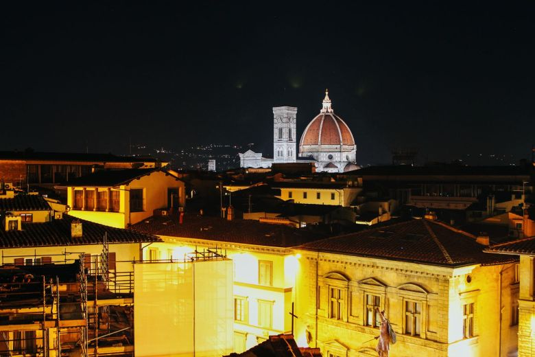 This Is The Best View In Florence, Italy! (17)