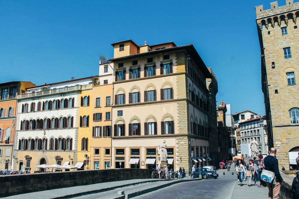 This Is The Best View In Florence, Italy! (30)