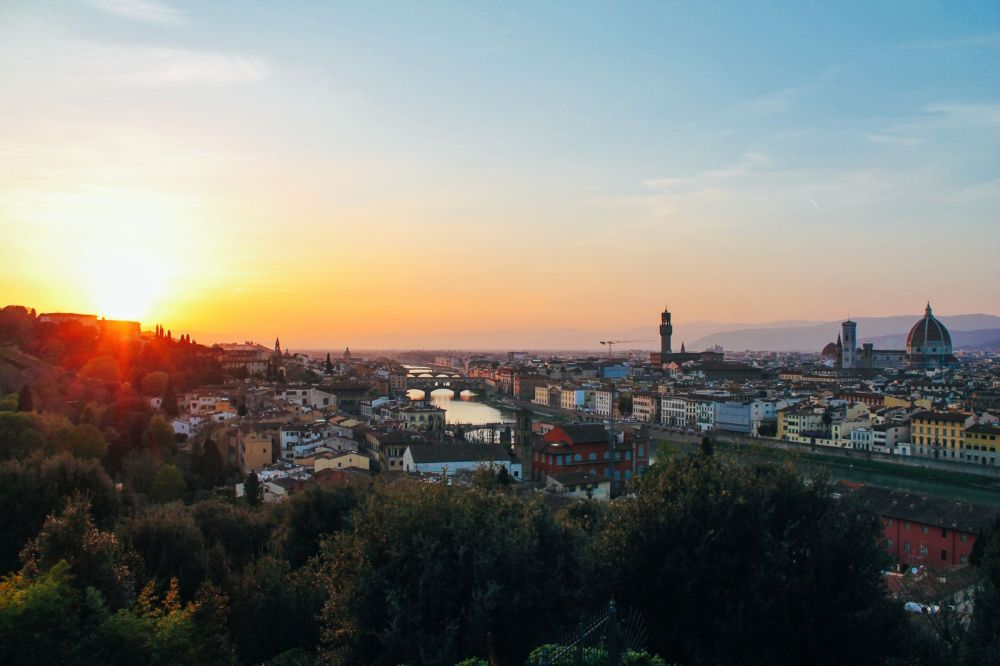 This Is The Best View In Florence, Italy! (37)