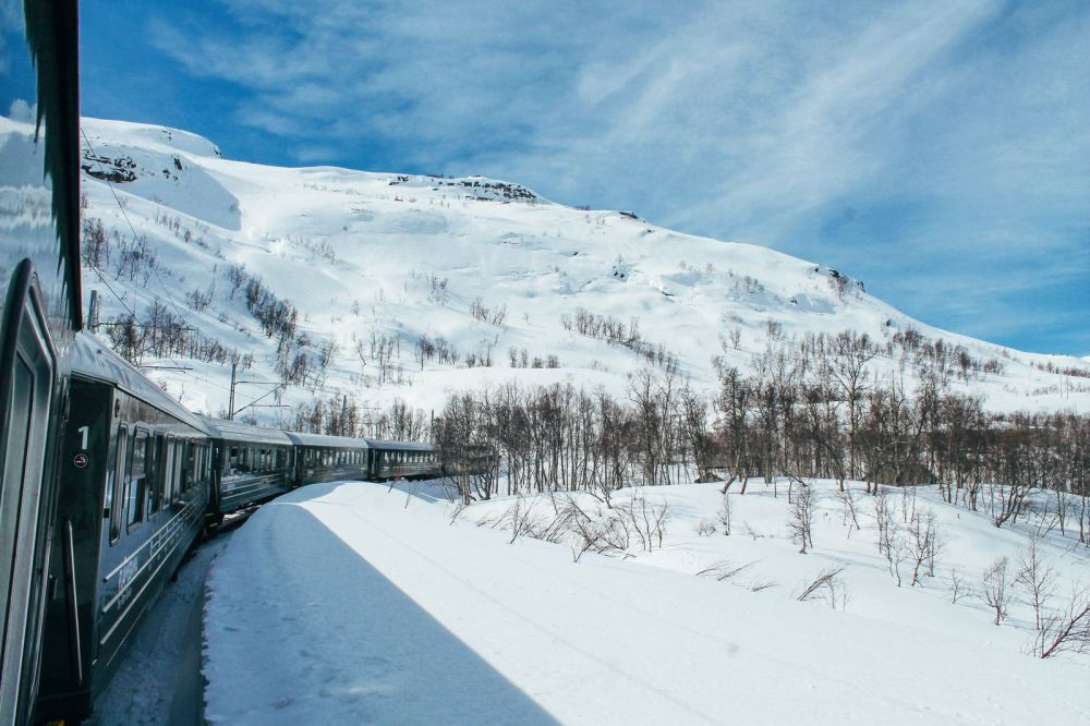 The Flamsbana Experience - Norway's Most Scenic Train Journey! (49)