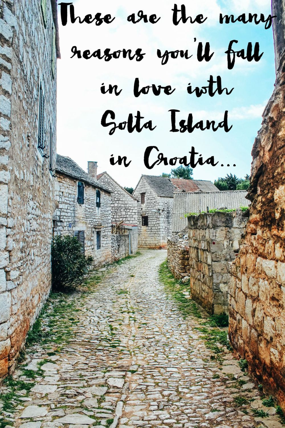 These Are The Many Reasons You'll Fall In Love With Solta Island In Croatia!