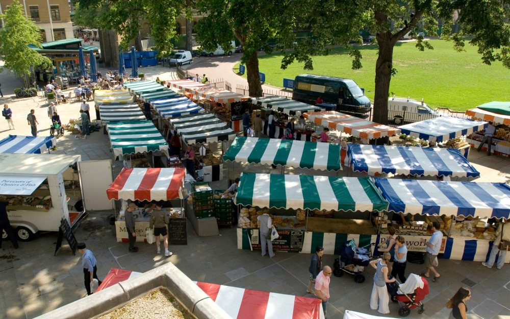 14 Amazing Street Food Markets You Have To Visit In London! (38)
