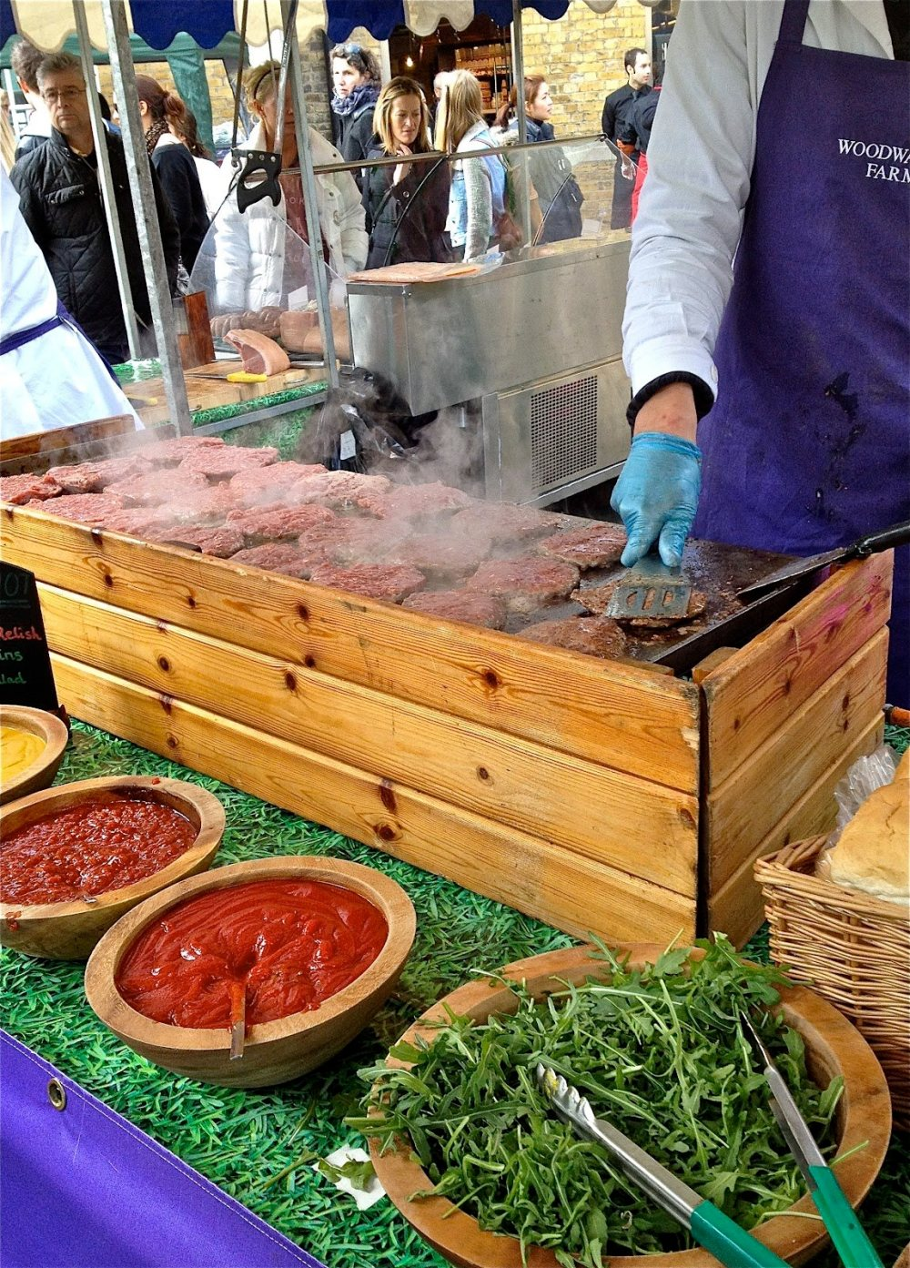 14 Amazing Street Food Markets You Have To Visit In London! (37)