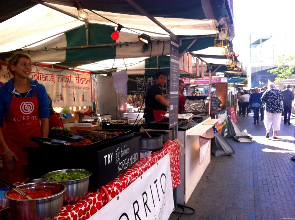 14 Amazing Street Food Markets You Have To Visit In London! (35)