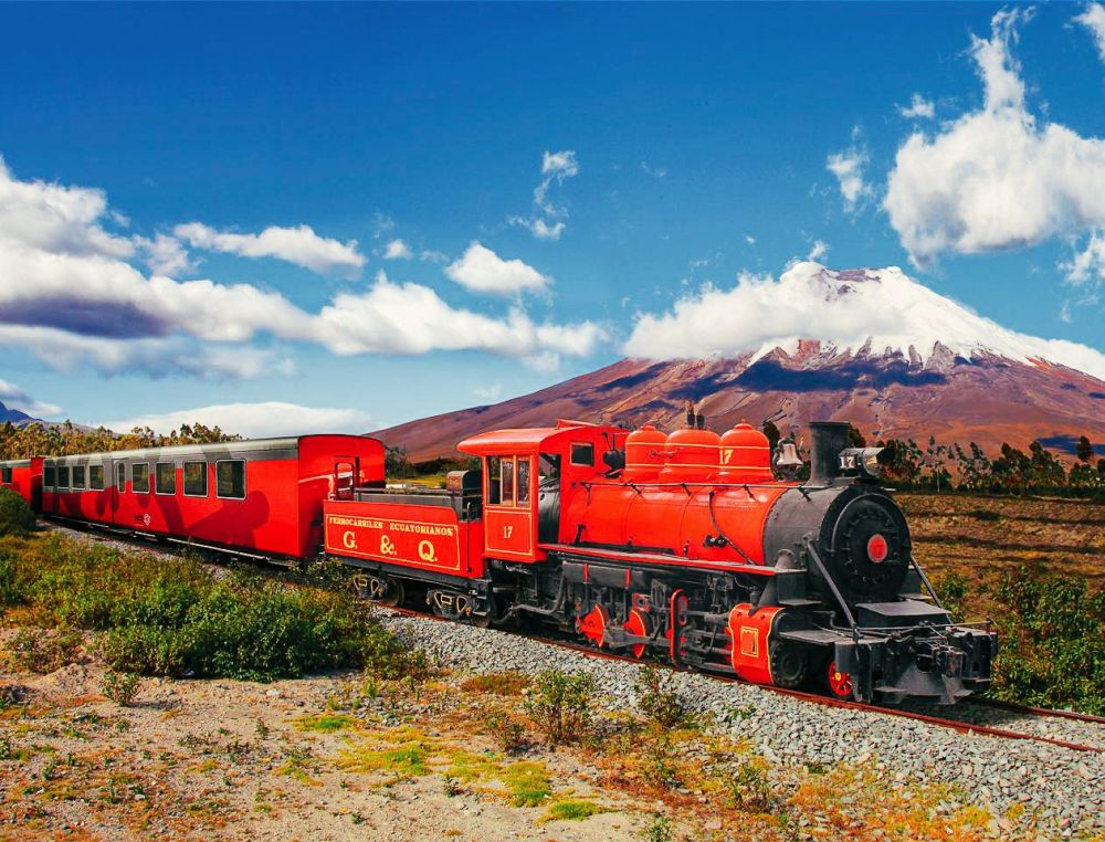The 15 Most Beautiful Train Journeys Across The World You Have To Travel On! (48)