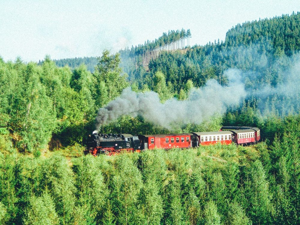 The 15 Most Beautiful Train Journeys Across The World You Have To Travel On! (51)