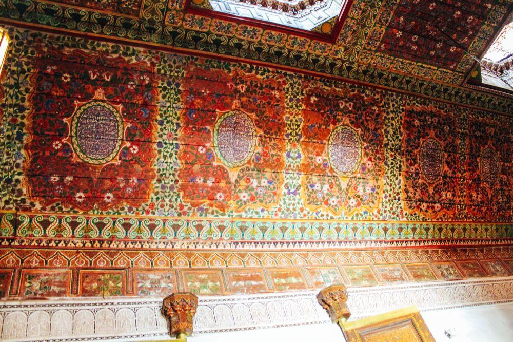 Bahia Palace... Marrakesh, Morocco. A Photo Diary. (27)
