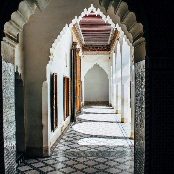 Bahia Palace... Marrakesh, Morocco. A Photo Diary. (29)
